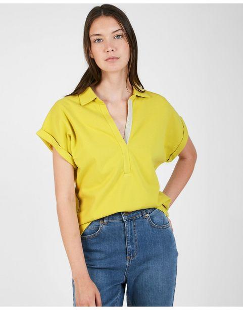 Oferta de Camiseta Cuello Polo por 15,99€