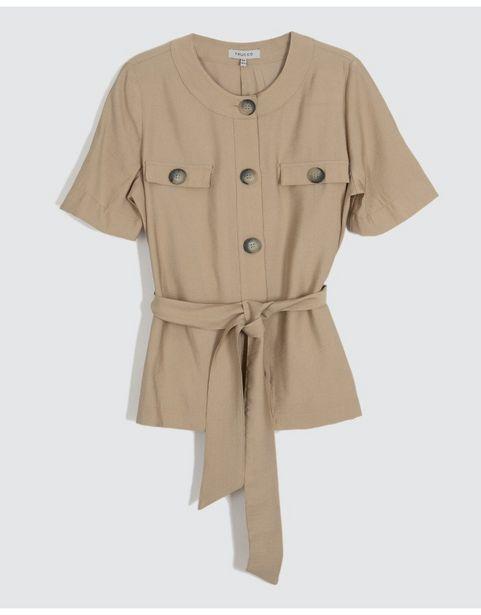 Oferta de Camisa Bolsillos por 16,79€