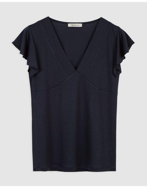 Oferta de Camiseta Combinada por 8,99€