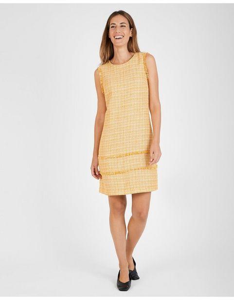 Oferta de Vestido Tweed por 29,99€