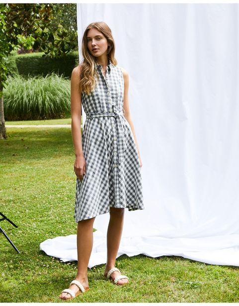 Oferta de Vestido Vichy Lazo por 39,99€