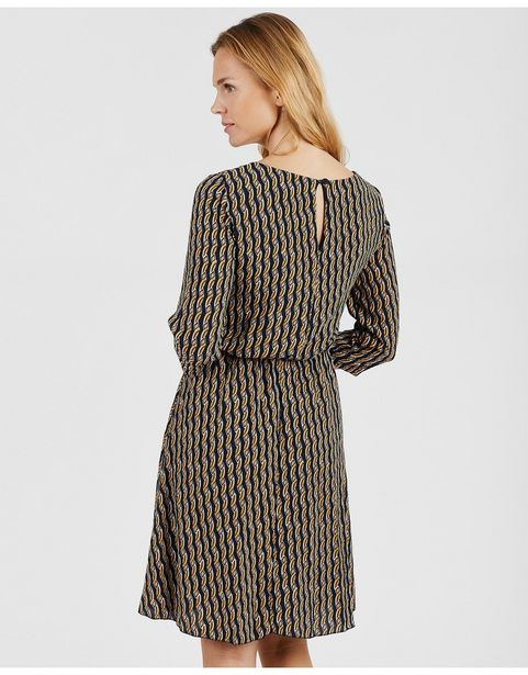 Oferta de Vestido Estampado por 15,99€