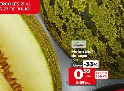 Oferta de Melón por 0,59€