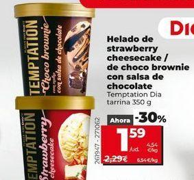 Oferta de Helados por 1,59€