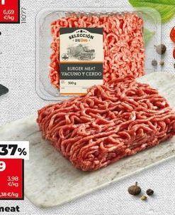 Oferta de Carne picada mixta por 1,99€