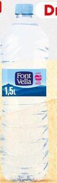 Oferta de Agua Font Vella por 0,6€
