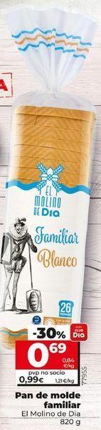 Oferta de Pan de molde por 0,95€