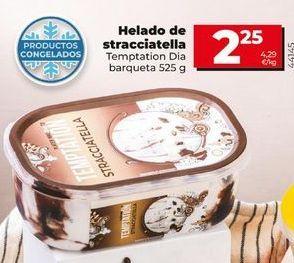 Oferta de Helados por 2,25€