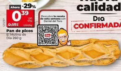 Oferta de Pan por 0,39€