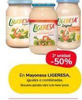 Oferta de En mayonesa Ligeresa por