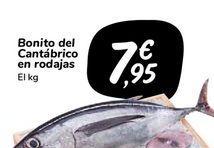 Oferta de Bonito del cantabrico en rodajas por 7,95€