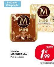Oferta de Helados Magnum Mini por 1,99€