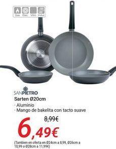 Oferta de SAN PIETRO Sarten por 6,49€