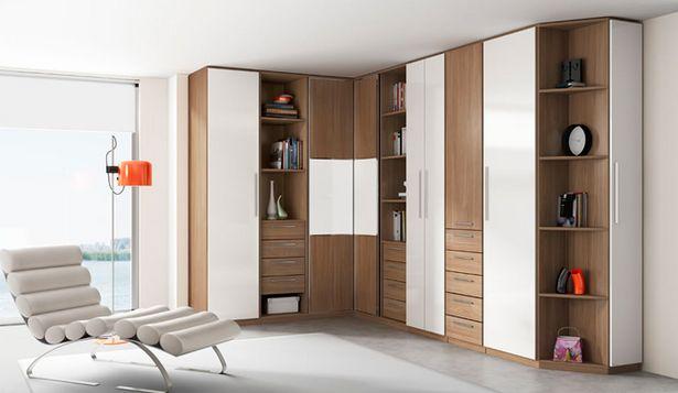 Oferta de Composición de armarios en ángulo por 4043€