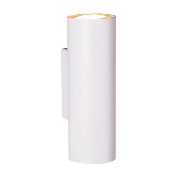 Oferta de Aplique De Pared Grafton Blanco por 22,6€