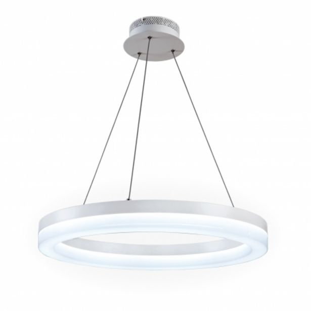 Oferta de Lámpara De Techo Led Circular Orión 28W 4000K por 229€