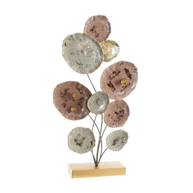 Oferta de Decoracion Metal Granate por 29,99€