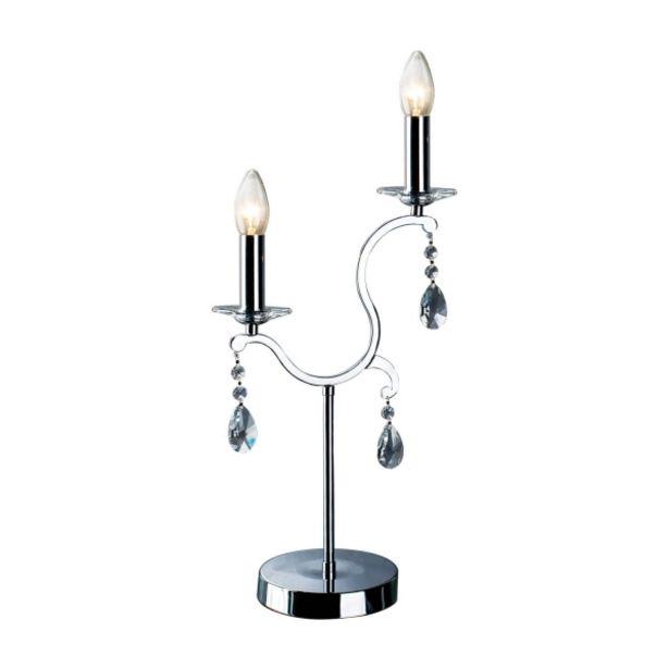 Oferta de Lámpara De Mesa Angela por 99€