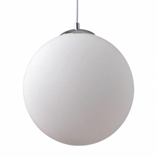 Oferta de Lámpara Colgante Elvira Grande por 35,95€