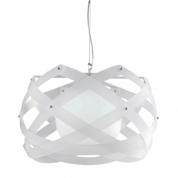Oferta de Lámpara De Techo Balloon Blanco Grande por 245,95€