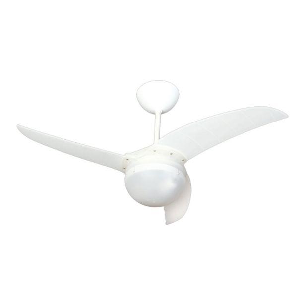 Oferta de Ventilador De Techo Teshio Blanco por 159€