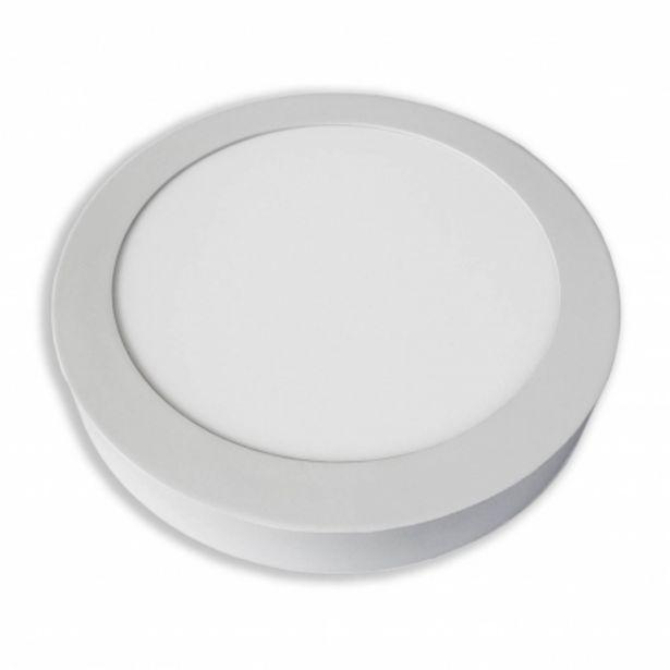 Oferta de Downlight Superficie Aris Blanco por 24€