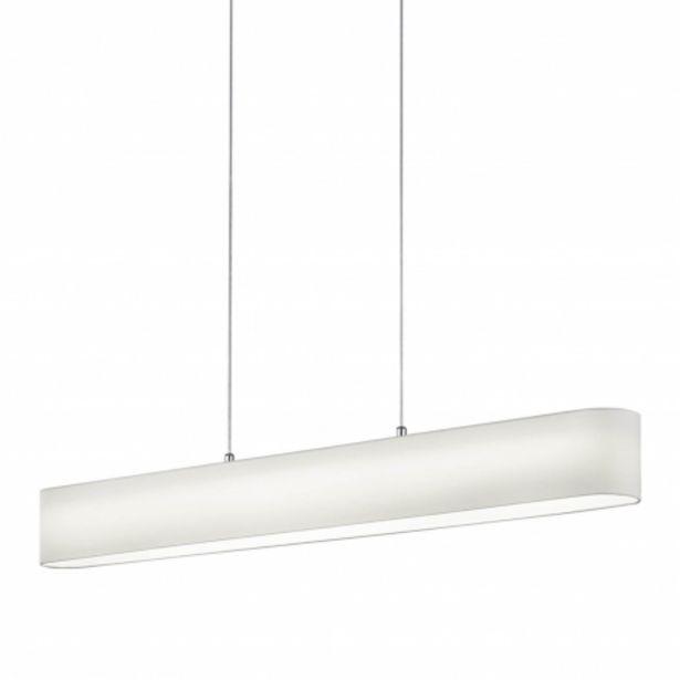 Oferta de Lámpara De Techo Led Carlo Blanco por 122€