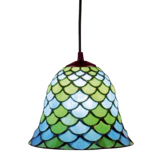 Oferta de Lámpara Colgante Sensations Tiffany por 69€