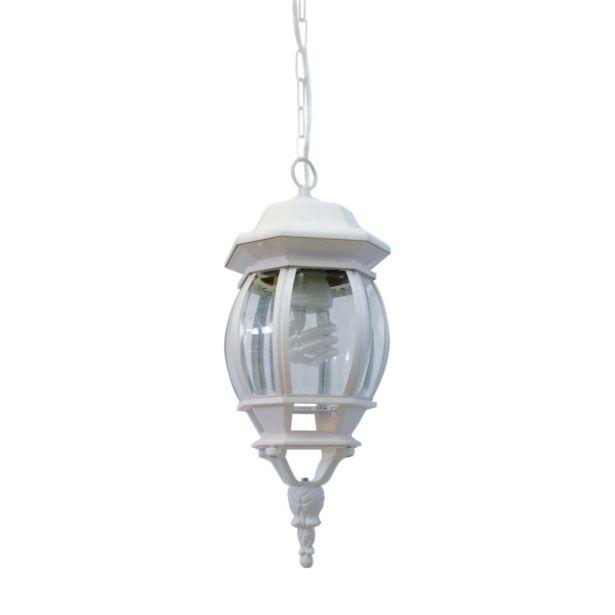 Oferta de Lámpara Colgante Exterior Fionn Blanco por 50,35€