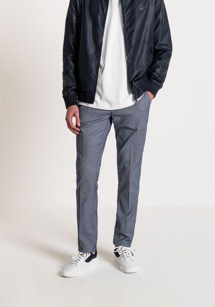 """Oferta de Pantalones Skinny """"bryan"""" De Tejido Ligero Stretch por 62,3€"""