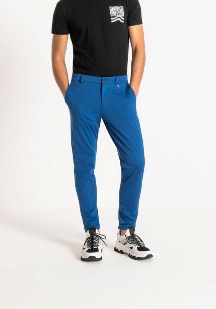 """Oferta de Pantalones Carrot Fit """"ashe"""" De Tejido Mixto De Viscosa Stretch Efecto Soft-Touch por 48,3€"""