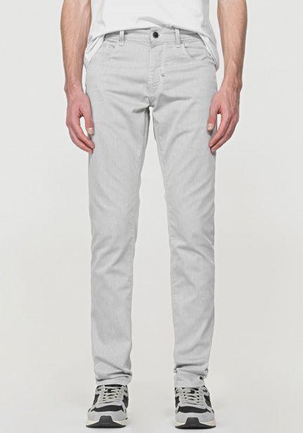 """Oferta de Pantalón Skinny """"barret"""" Stretch Con Micro Motivo Jacquard por 49,5€"""