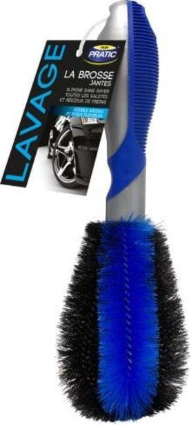 Oferta de Cepillo limpiador para llantas Auto Pratic BROSJ01 por 3,4€