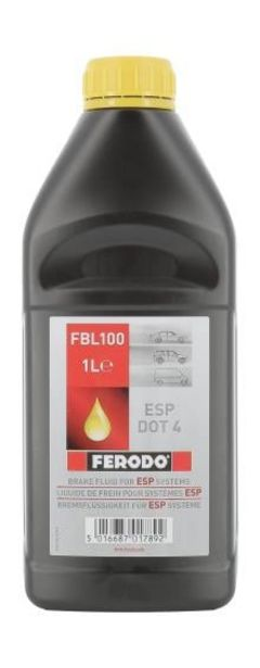 Oferta de Líquido de frenos FERODO FBL100 por 56,24€