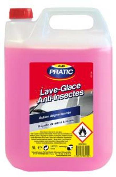Oferta de Líquido limpiaparabrisas Auto Pratic LGE005 por 4,7€
