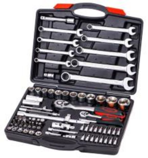 Oferta de Estuche de herramientas MDS SDMO82 por 109,9€