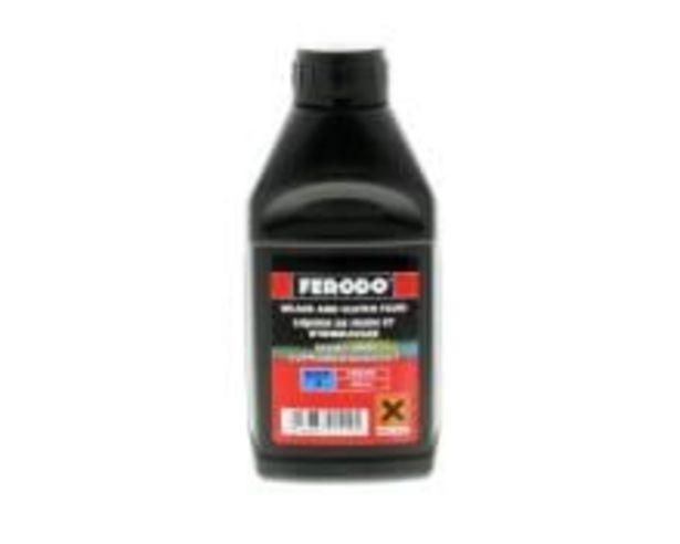 Oferta de Líquido de frenos FERODO FBX050 por 4,11€