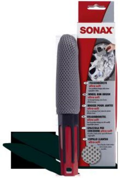 Oferta de Cepillo limpiador para llantas SONAX 04175410 por 3,5€