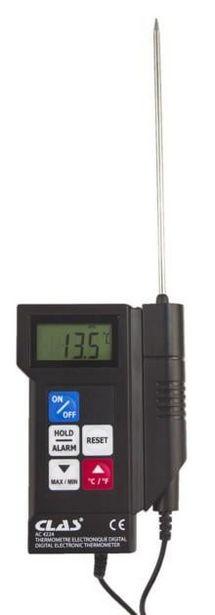 Oferta de Termómetro de sonda CLAS AC 4224 por 53,9€