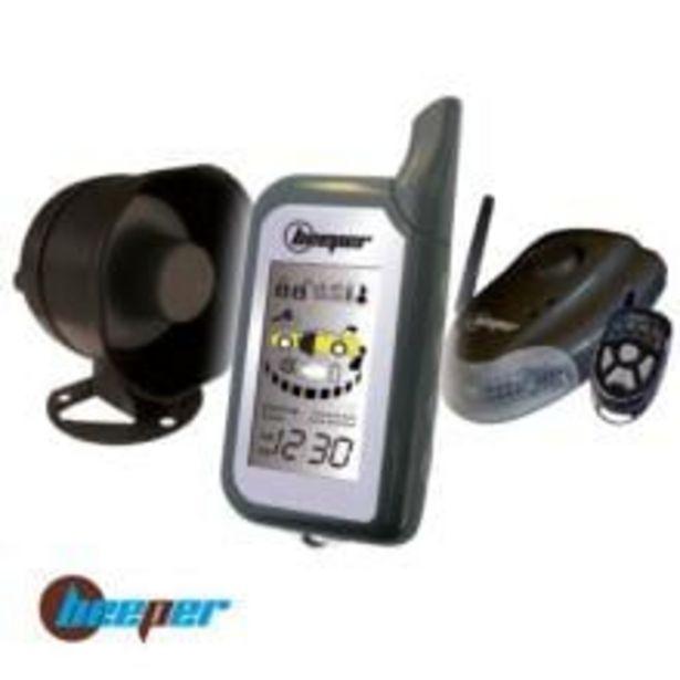 Oferta de Alarma BEEPER XR9 por 119,9€