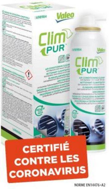Oferta de Limpiador Climatización VALEO 698984 por 12,4€