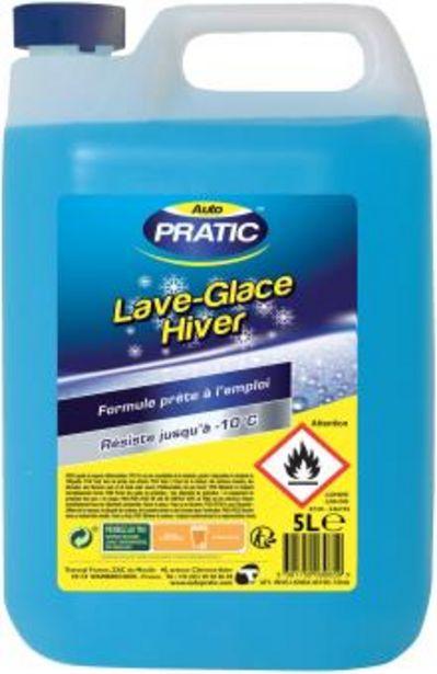 Oferta de Líquido limpiaparabrisas Auto Pratic LGH005 por 4,9€