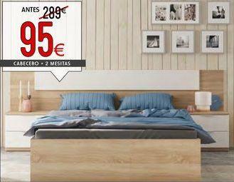 Oferta de Cabecero por 95€