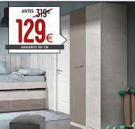Oferta de Armario juvenil por 129€