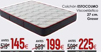 Oferta de Colchón  viscoelástico por 199€