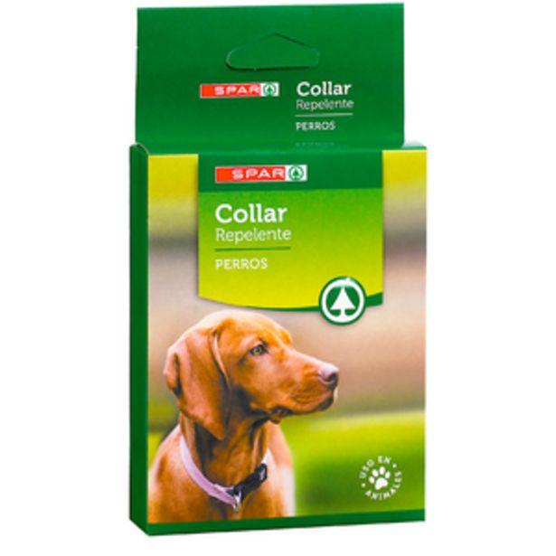 Oferta de Collar para perros con repelente por 2,95€