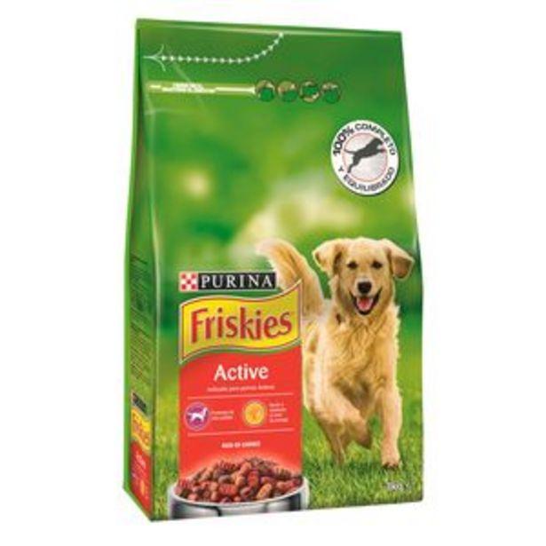 Oferta de Comida de perro Friskies carne pte. 3kg por 4,99€