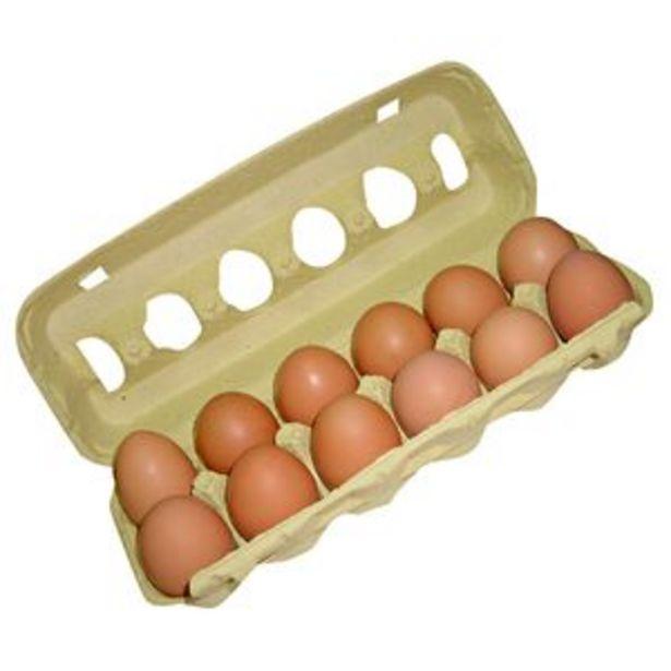 Oferta de Huevo categoría 3 tamaño l estuche docena por 1,45€
