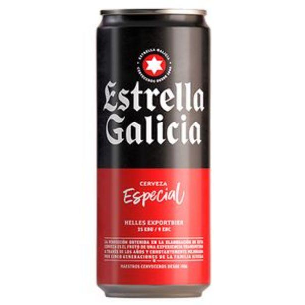 Oferta de Cerveza especial lata 33cl por 0,72€