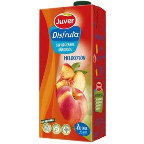 Oferta de Néctar Disfruta sin azúcar melocotón brik 2l por 1,99€